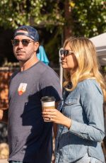 KATE UPTON and Justin Verlander Out in Aspen 09/18/2021