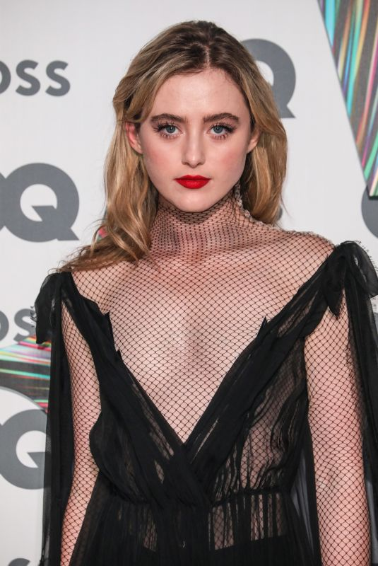 KATHRYN NEWTON at 2021 GQ Men of the Year Awards 2021 in London 09/01/2021