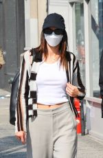 KENDALL JENNER Out and About in New York 09/12/2021