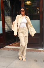 KENDALL JENNER Out and About in New York 09/14/2021