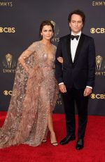 KERI RUSSELL at 73rd Primetime Emmy Awards in Los Angeles 09/19/2021