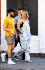 KESHA Out and About in New York 09/07/2021