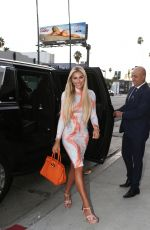 KHLOE TERAE Unveils Her New Billboard Campaign for 138/Taboo Crypto on Sunset Boulevard 09/11/2021