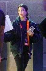 KOURTNEY KARDASHIAN at Universal Studios Halloween Horror Nights in Hollywood 09/10/2021