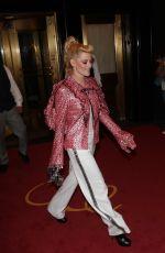 KRISTENS TEWART Leaves Her Hotel in New York 09/13/2021