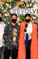 KYLIE JENNER at Revolve Gallery NYFW Presentation and Pop-up 09/09/2021