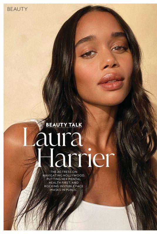 LAURA HARRIER in InStyle Magazine, October 2021