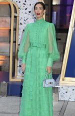 LAURA JACKSON at Royal Academy of Arts Summer Exhibition Preview Party in London 09/14/2021