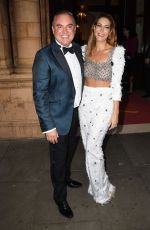 LAURA PRADELSKA at Icon Party with Grace Jones in London 09/17/2021