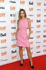 LILY-ROSE DEPP at Silent Night Premiere atg 2021 Toronto International Film Festival 09/16/2021