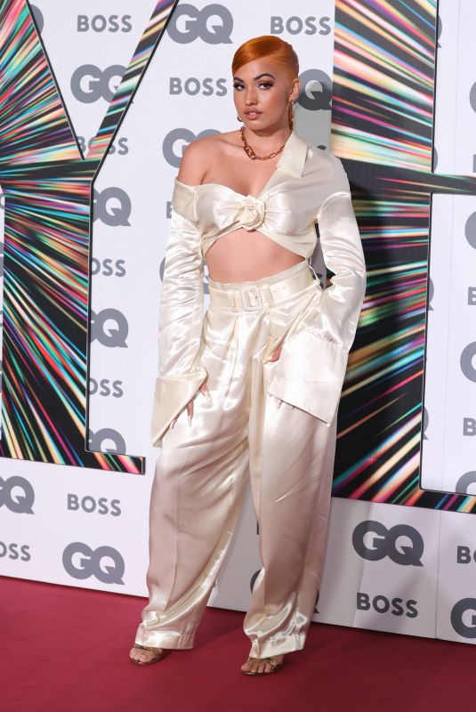 MABEL at 2021 GQ Men of the Year Awards 2021 in London 09/01/2021
