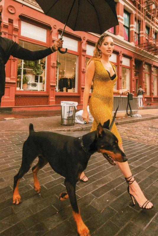 MADDIE ZIEGLER – New York Fashion Week Photoshoot, September 2021