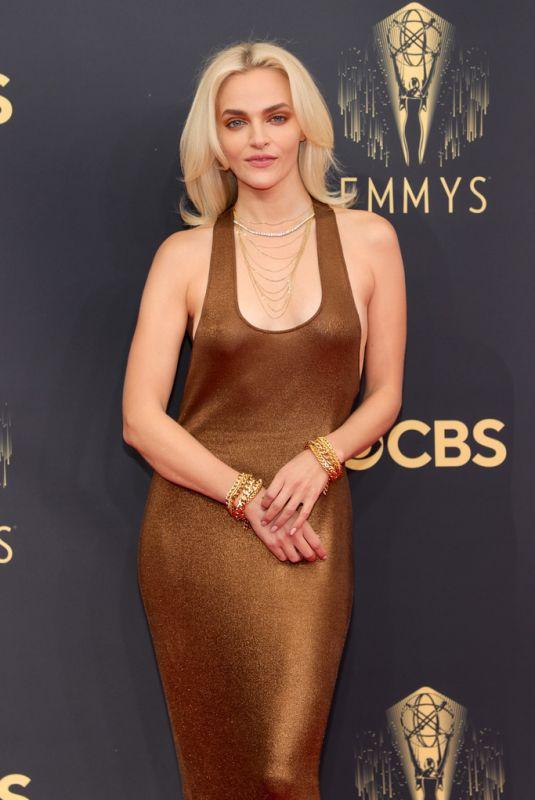 MADELINE BREWER at 73rd Primetime Emmy Awards in Los Angeles 09/19/2021