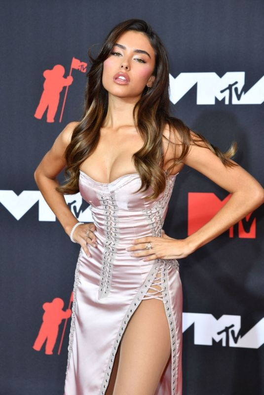 MADISON BEER at 2021 MTV Video Music Awards in Brooklyn 09/12/2021