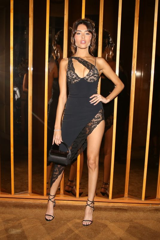 MADISON BEER at Met Gala Afterparty in New York 09/13/2021
