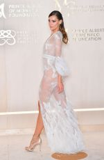 MARIANNE FONSECA at 2021 Monte-Carlo Gala for Planetary Health 09/23/2021