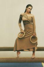 MCKAYLA MARONEY for Elle Magazine, August 2021