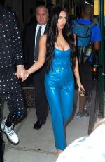 MEGAN FOX and Machine Gun Kelly Out in New York 09/14/2021