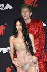 MEGAN FOX at 2021 MTV Video Music Awards in Brooklyn 09/12/2021