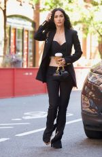 MEGAN FOX Out in New York 09/23/2021