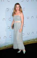 MELISSA GEORGE at Dune Photocall in Paris 09/06/2021