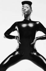 MICHAELA COEL for Elle Magazine, UK October 2021
