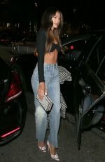 MICHELLE KEEGAN Night Out in London 09/17/2021