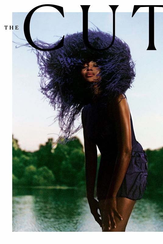 NAOMI CAMPBELL for The Cut, Fall 2021