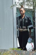 NAOMI OSAKA at The Target Range Shooting Range in Los Angeles 09/06/2021