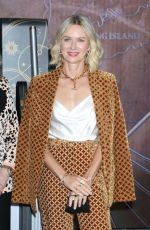 NAOMI WATTS at a New York Fashion Week Event at Empire State Building 09/09/2021