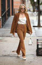 NAOMI WATTS Out and About in New York 09/09/2021