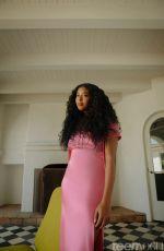 NATALIA BRYANT for Teen Vogue Magazine, September 2021