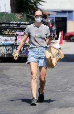 NATALIE PORTMAN Out Shopping in Los Feliz 09/09/2021
