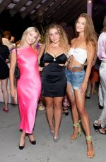 NINA AGDAL at Parrish Art Museum Midsummer Dance in Water Mill in New York 08/13/2021