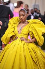 NORMANI at 2021 Met Gala in New York 09/13/2021