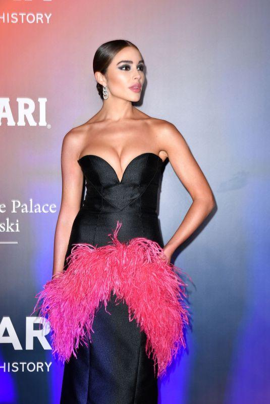 OLIVIA CULPO at amfAR Gala in Venice 09/10/2021