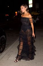 OLIVIA CULPO Out for Dinner in West Hollywood 09/22/2021