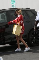 OLIVIA JADE GIANNULLI Leaves Dancing With the Stars Rehearsals in Hollywood 09/01/2021