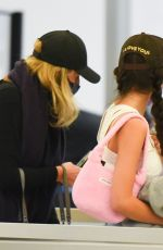 OLIVIA RODRIGO at JFK Airport in New York 09/14/2021