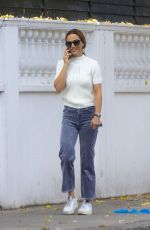 PIPPA MIDDLETON Out and About in London 09/18/2021