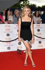 PIXIE LOTT at National Television Awards 2021 at O2 Arena in London 09/09/2021