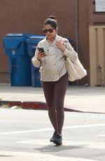 Pregnant FREIDA PINTO Shopping for Groceries in Los Feliz 08/31/2021