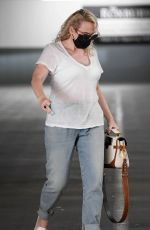 REBEL WILSON Out and About in Los Angeles 09/23/2021