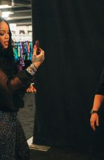 RIHANNA at Late Late Show with James Corden 09/23/2021