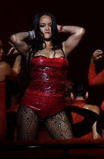 RIHANNA at Savage x Fenty Show in New York 09/22/2021