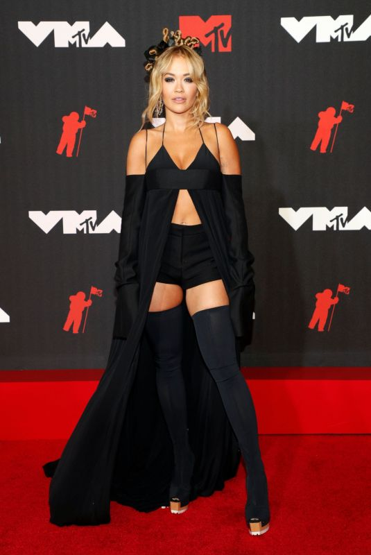 RITA ORA at 2021 MTV Video Music Awards in Brooklyn 09/12/2021