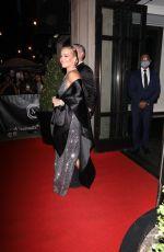 RITA ORA Heading to Met Gala in New York 09/13/2021
