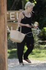 ROSE MCGOWAN Out in Tulum 09/16/2021