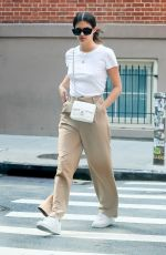 SARA SAMPAIO Out and About in New York 09/13/2021