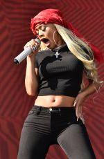 SAWEETIE Performs on at 2021 Iheartradio Music Festival in Las Vegas 09/19/2021